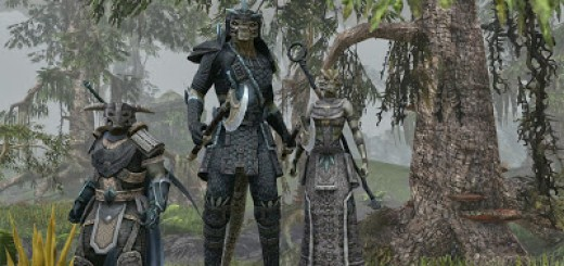 Argonian Soldiers