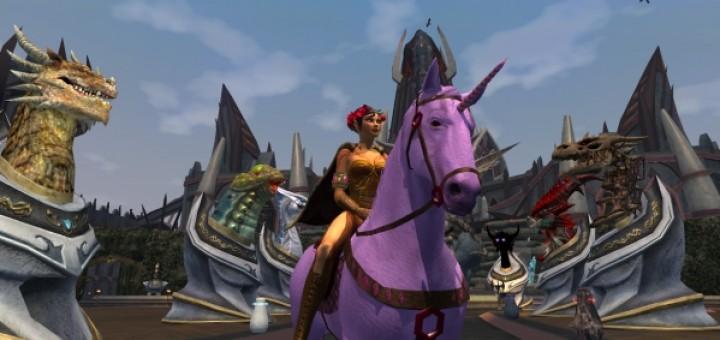 eso horse