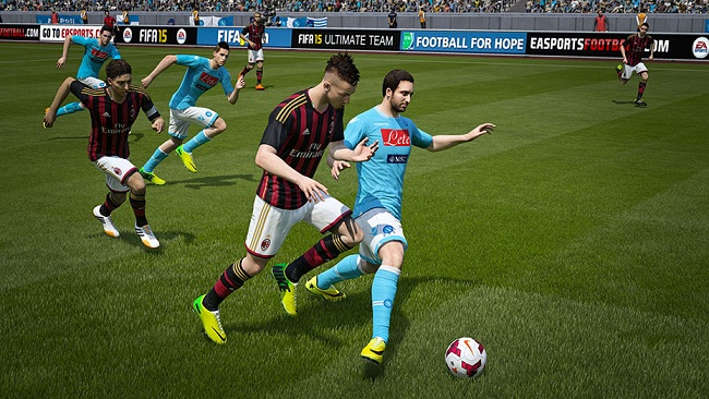 FIFA 15 players, Munich Grand Final