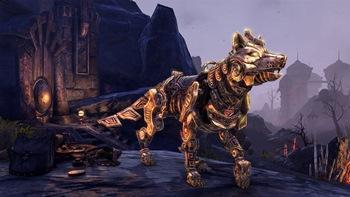 Dwarven Wolf