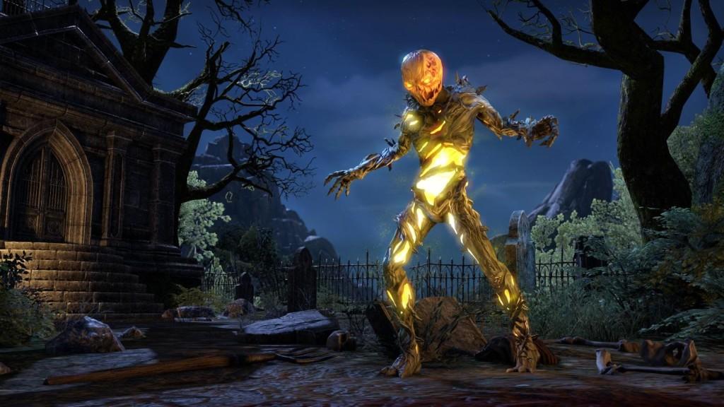 Pumpkin Spectre