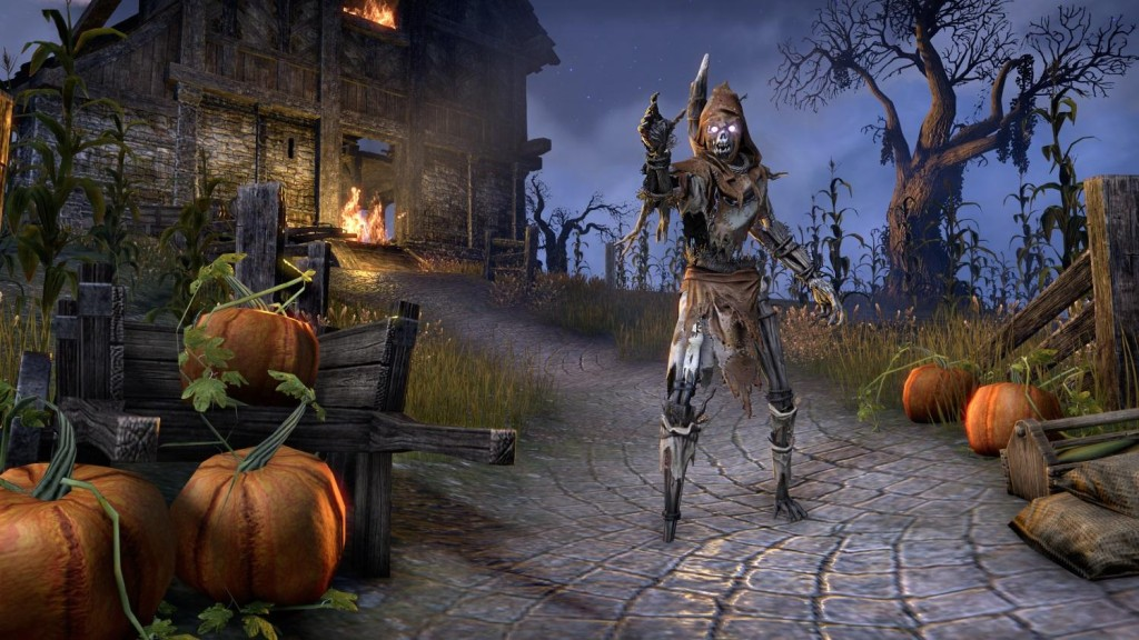 Scarecrow Spectre