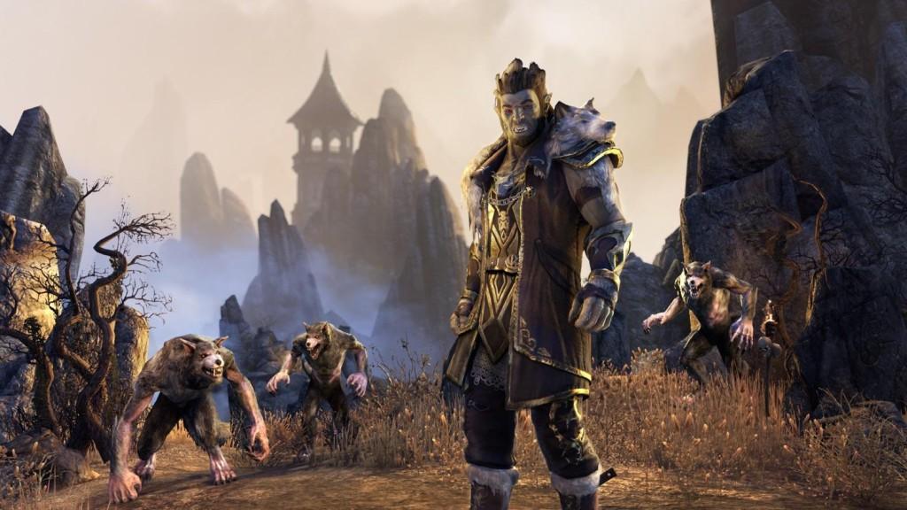 Werewolf Lord Polymorph