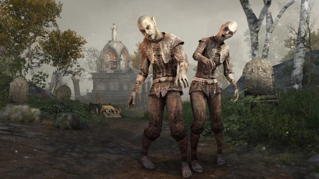Zombie Personality