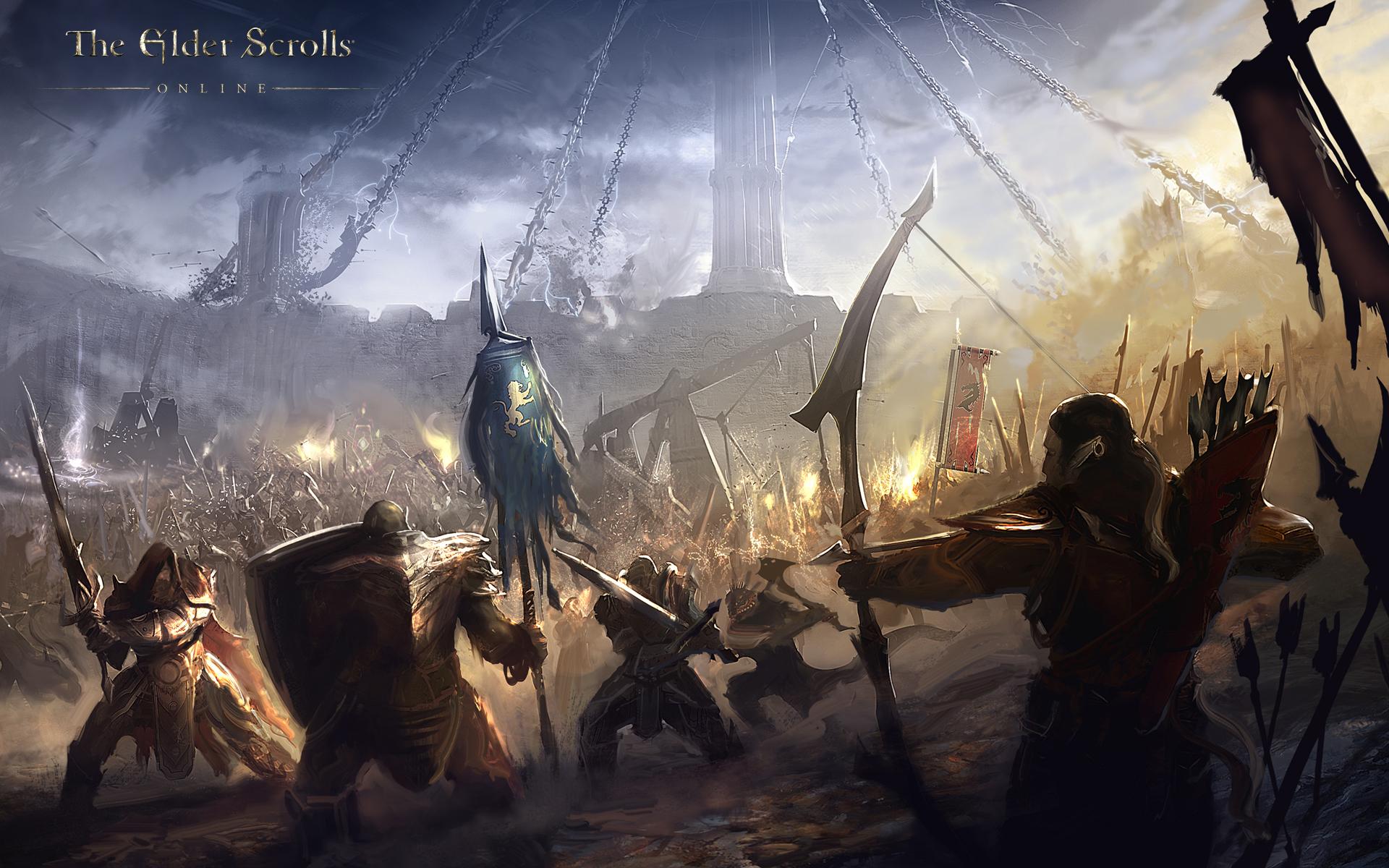 The Elder Scrolls Online Wallpaper 01